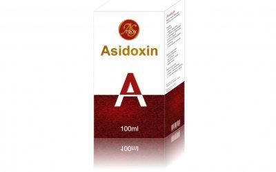 Asidoxin – formula sa višestrukim dejstvom