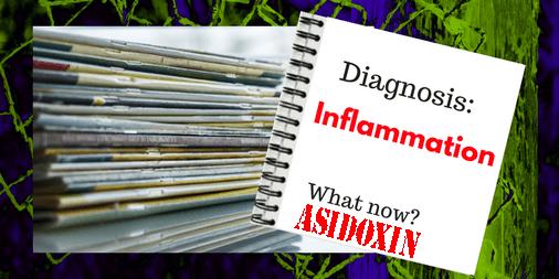 Asidoxin: Skrivena upala kao prapočetak nastanka bolesti
