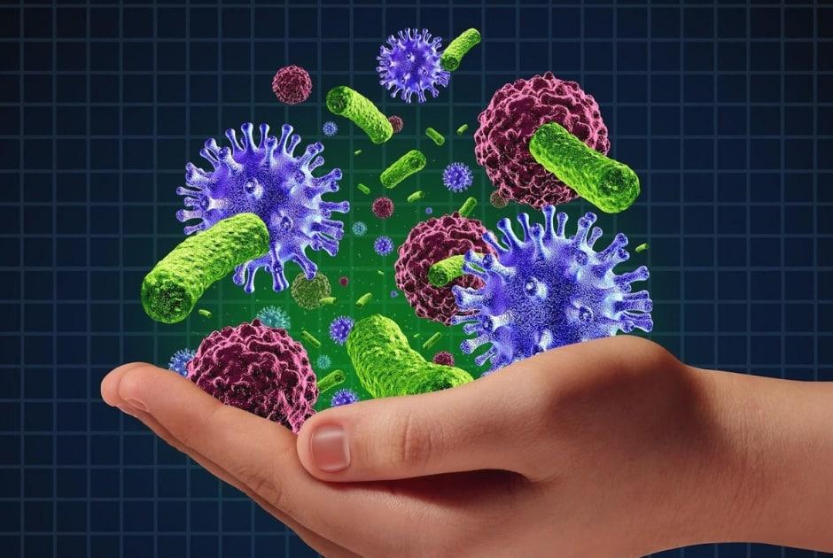 Kako se prenose i šta izazivaju virusi